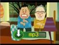 马季唐杰忠经典动画相声《新地理图》