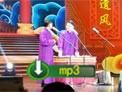2018卢鑫玉浩西安跨年专场 相声片段《陕北名歌》