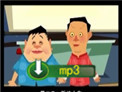 马季于世猷动画相声《水车问题》