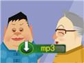 马季于世猷经典动画相声《游击小英雄》