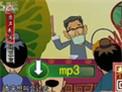 马三立单口动画相声《学说瞎话》