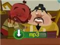 刘宝瑞单口相声《斗法3》动画版