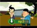 马季于世猷经典动画相声《跟谁结婚》