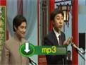 笑动2017刘伟冯巩相声《巧对影联》